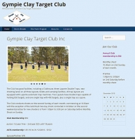 Gympie Clay Target Club