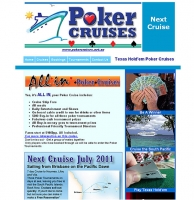 Poker Cruises