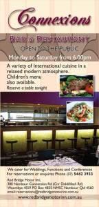 Restaurant DL flyer printing