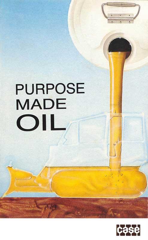 Case oil