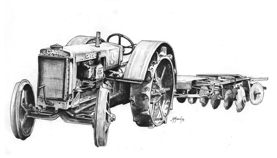 Tractor Model c