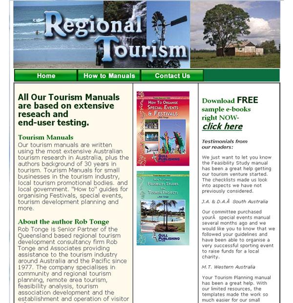 Regional Tourism