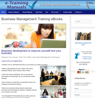 e-training